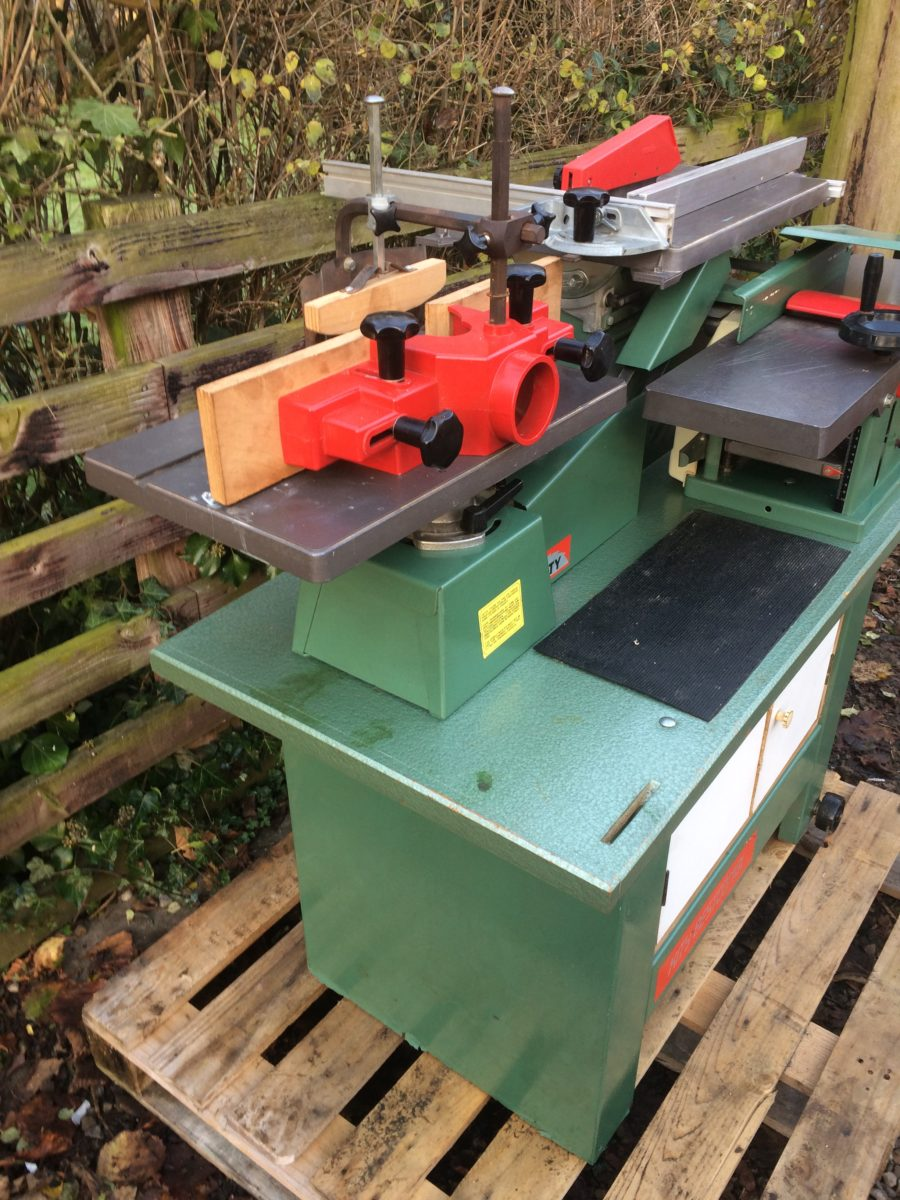 Kity BestCombi Planer Thicknesser Saw Bench Spindle ...