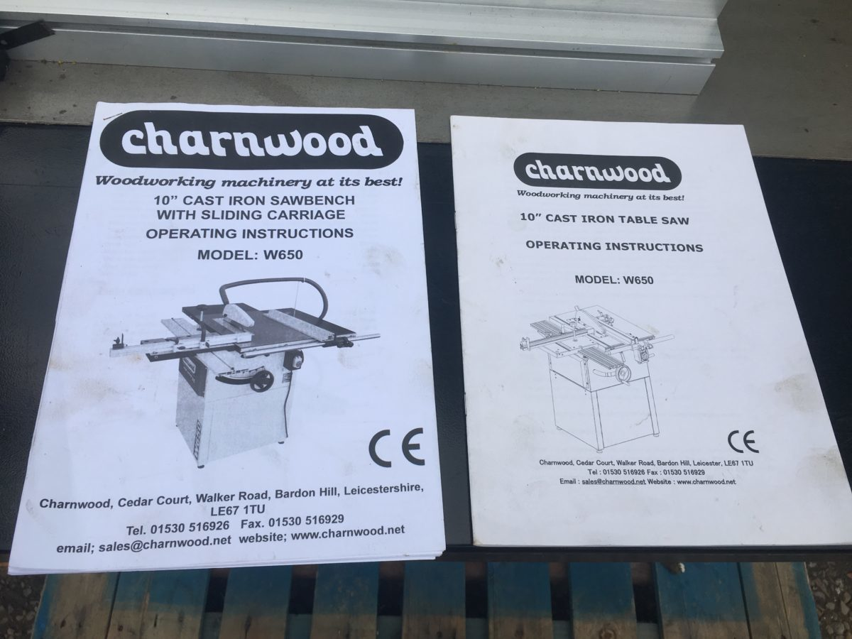 Charnwood w650 10 cast iron table saw reviews greensboro four finely ground cast iron table for reduced friction whilst wide base and angled legs record power rpms r mk2 heavy cast router table locengb sid 65513 greentooth Images