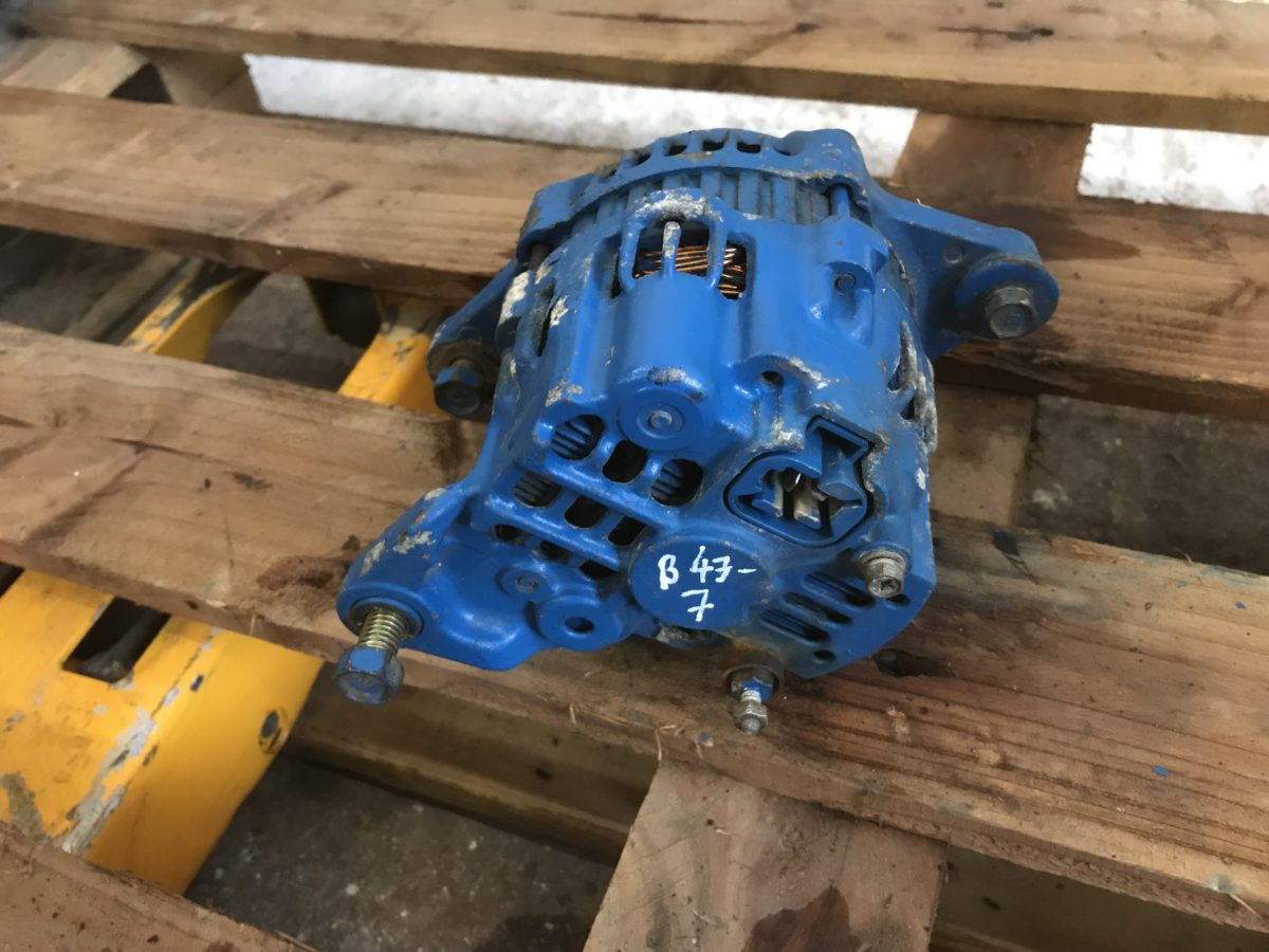 Ford New Holland Shibaura 3 Cylinder Diesel Engine Alternator